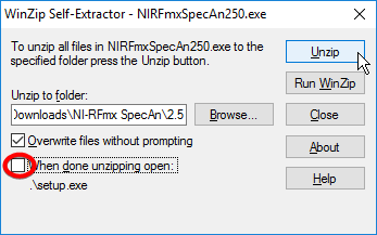 Importing a Certain NI Software Installer into NI Batch Installer