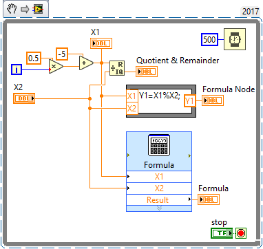 Performing Modulo Operation in LabVIEW - National Instruments