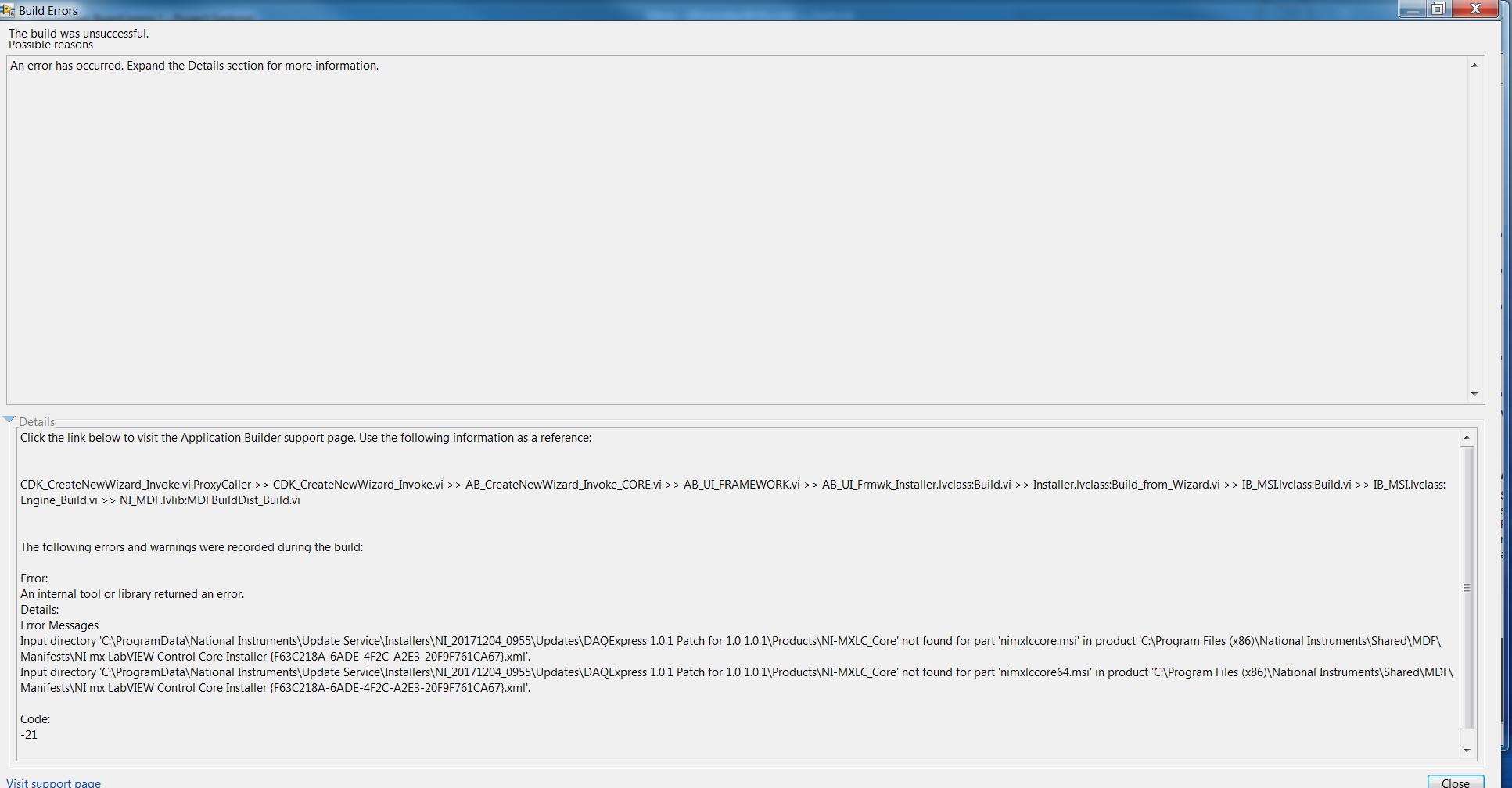 Ni-visa runtime 5. 4 download (free).