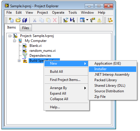 Serial communication not working on my labview deployed executable.