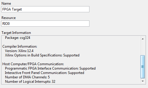 How Many DMA Channels Are on My FPGA Target? - National Instruments