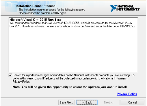 microsoft visual c++ redistributable for visual studio 2019