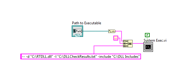 Verify Your DLL Is Executable in LabVIEW Real-Time on NI