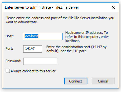 create linux server on pc