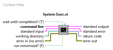 How Can I Shutdown Windows from LabVIEW? - National Instruments